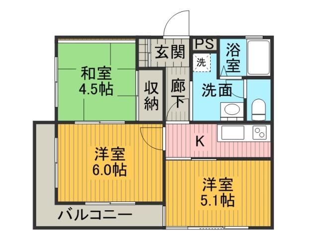 賃貸管理の実績|川口市の3K・3DKマンション