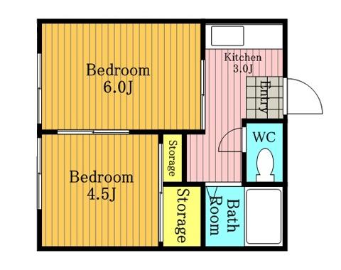 賃貸管理の実績|中浦和駅7分の2Kアパート